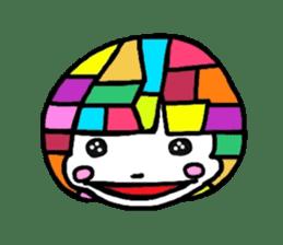 My name is YUKOSAMA sticker #282624