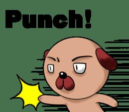 Chibi Dog sticker #282862