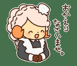 Hitsu-jii and Mei-chan sticker #283628