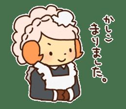 Hitsu-jii and Mei-chan sticker #283634