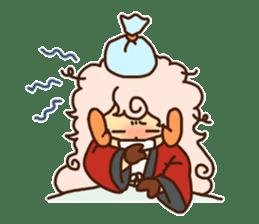 Hitsu-jii and Mei-chan sticker #283652