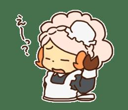 Hitsu-jii and Mei-chan sticker #283657