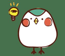 little bird sticker #283795