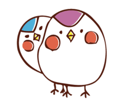little bird sticker #283798