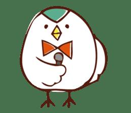 little bird sticker #283800