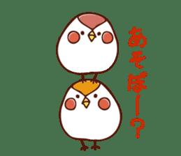 little bird sticker #283812