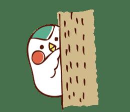 little bird sticker #283815