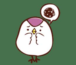 little bird sticker #283822