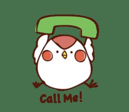 little bird sticker #283823