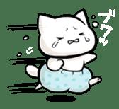 Negative cat(syobonyan) sticker #284034
