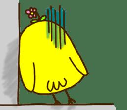 Crazy Chicken sticker #284392