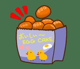 Crazy Chicken sticker #284401