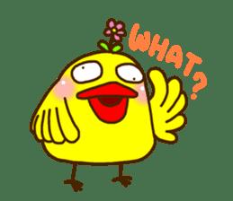 Crazy Chicken sticker #284410