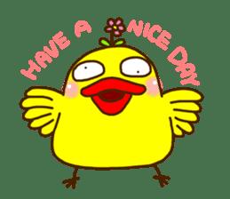 Crazy Chicken sticker #284420