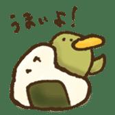 Konbu and fellows sticker #285083