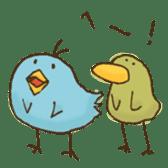 Konbu and fellows sticker #285104
