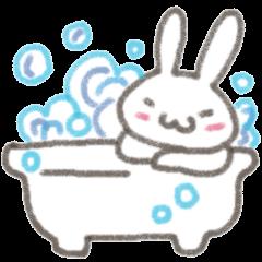 Cute rabbit NAOKICHI
