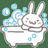 Cute rabbit NAOKICHI sticker #285225