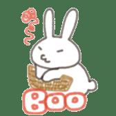 Cute rabbit NAOKICHI sticker #285239