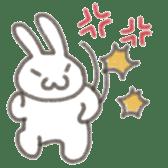 Cute rabbit NAOKICHI sticker #285242