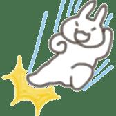 Cute rabbit NAOKICHI sticker #285263