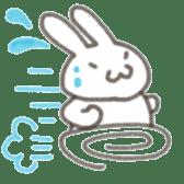 Cute rabbit NAOKICHI sticker #285264