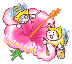 Nyagoes in summer(english edition) sticker #285974
