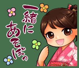 Japanese Festival sticker #286872