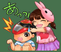 Japanese Festival sticker #286877