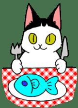 TAMANEKO sticker #287165