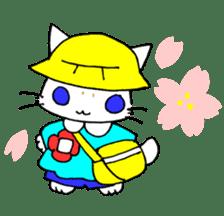 TAMANEKO sticker #287174