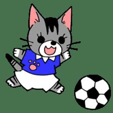 TAMANEKO sticker #287181