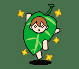 Leaf's Errand sticker #287186