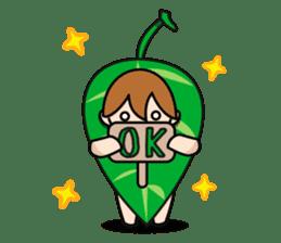 Leaf's Errand sticker #287189