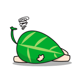 Leaf's Errand sticker #287192