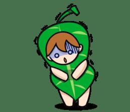 Leaf's Errand sticker #287196