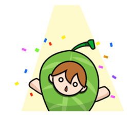 Leaf's Errand sticker #287205