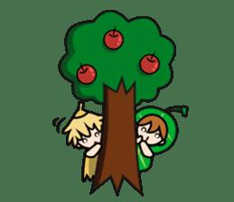 Leaf's Errand sticker #287218