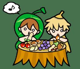 Leaf's Errand sticker #287222