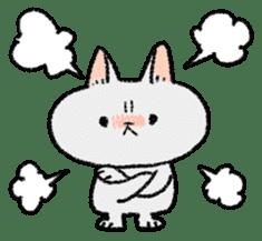 Mocchi cats sticker #287550
