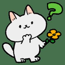 Mocchi cats sticker #287551