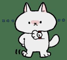 Mocchi cats sticker #287556