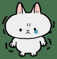 Mocchi cats sticker #287557