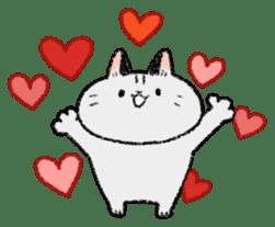 Mocchi cats sticker #287562