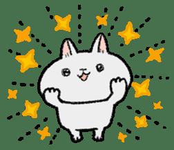 Mocchi cats sticker #287567