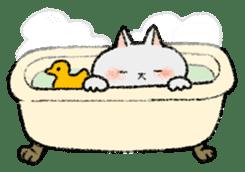 Mocchi cats sticker #287568