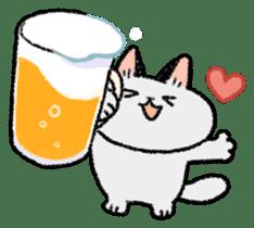 Mocchi cats sticker #287569