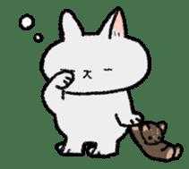 Mocchi cats sticker #287578
