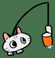 Mocchi cats sticker #287584