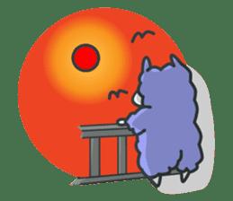 alpaca sticker #287590